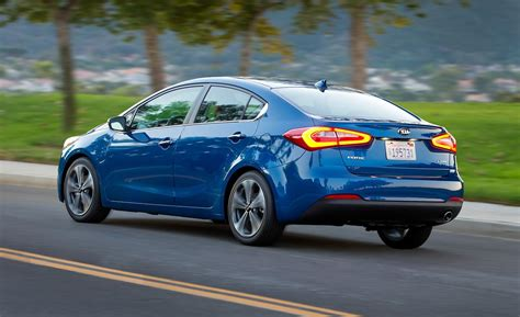 2014 Kia Forte Coupe Car And Driver