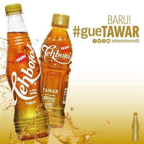Sosro Teh Botol Ori Pet 350ml are consumers ready to pay for unsweetened teh botol sosro