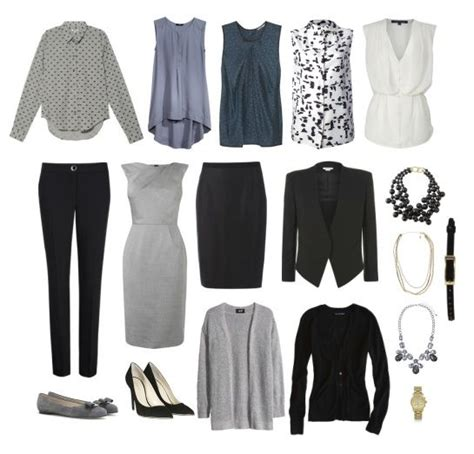 Basic Business Wardrobe by 25 Professional Wardrobe Ideas On Work