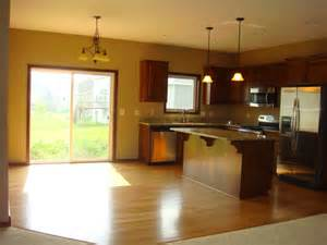 Split Level Kitchen Designs Kitchen Floor Plans From 1970s Modern Home Design And