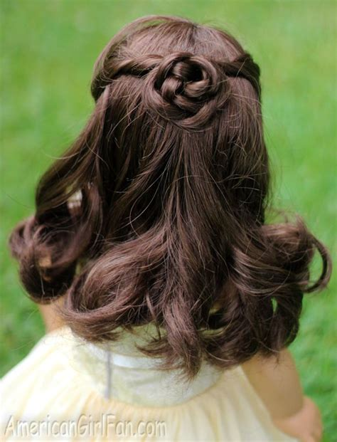 Doll Hairstyles Tutorial by 1000 Ideas About American Hairstyles On