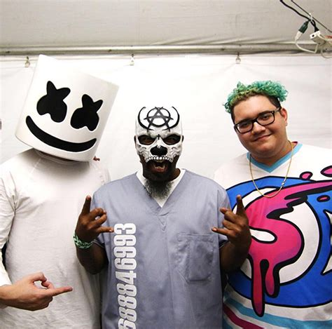 strange music inc tech n9ne links up with slushii