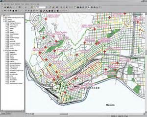 city map of el paso arcnews 2005 issue city of el paso