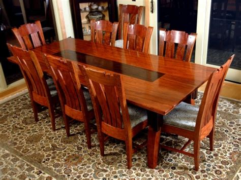 dining room tables bruce greenberg fine woodworking