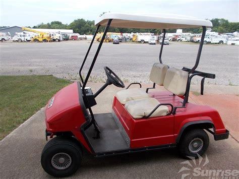 Par Car 2 Stroke Golf Cart