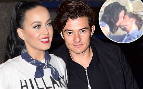 orlando bloom and katy perry dating katy perry orlando bloom caught making out in malibu
