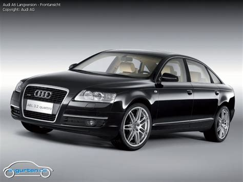 Audi A6 Langversion foto audi a6 langversion frontansicht bilder audi a6