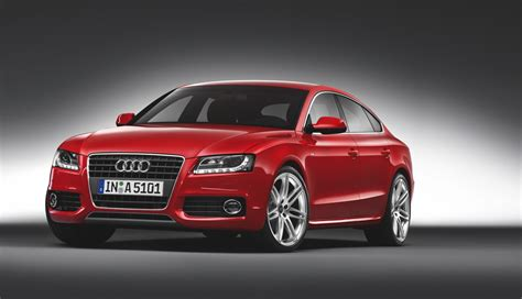 audi a5 sportback technical details history photos on
