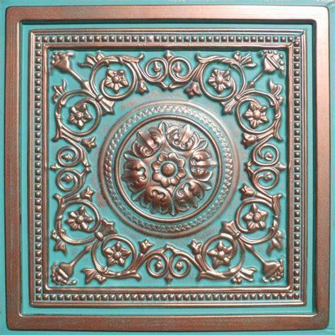Antique Copper Ceiling Tiles ? Decor References