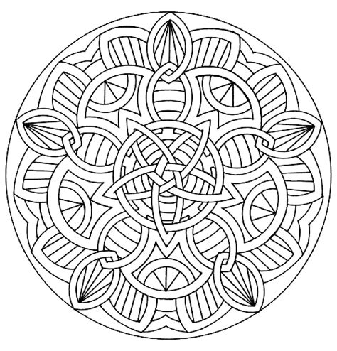 new mandala coloring pages mandala only coloring pages