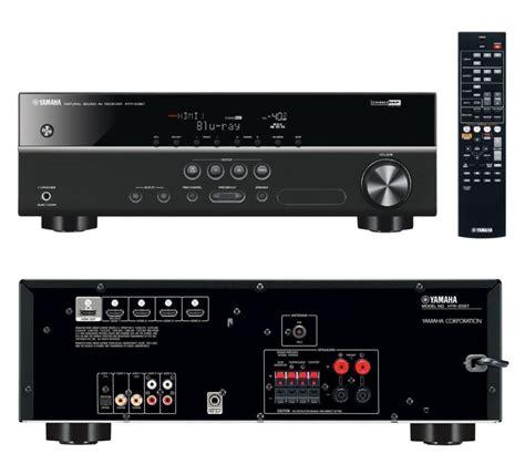 yamaha htr 2067 av receiver 5 1ch jual yamaha htr 2067 av receiver baru portable audio