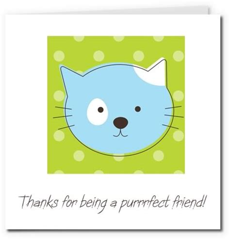 thanks for being my friend template cards printable cards for