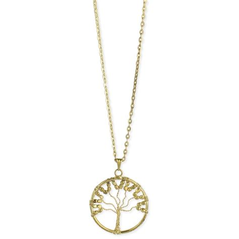 gold wire jewelry wholesale gold wire tree necklace zad fashion