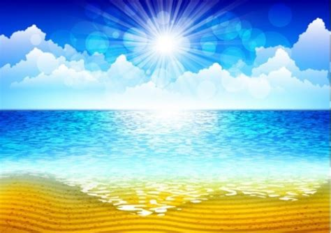 Hd Archipelagos Blue beautiful stylish sky background