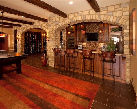indian hill ohio traditional basement cincinnati