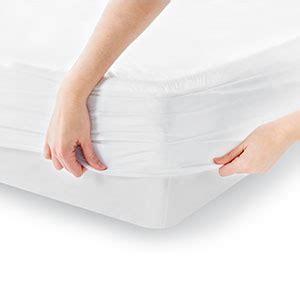 linenspa premium smooth fabric mattress protector linenspa premium smooth fabric mattress