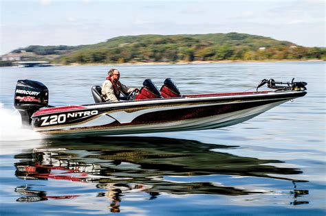nitro bass boats gear nitro z20 boating world