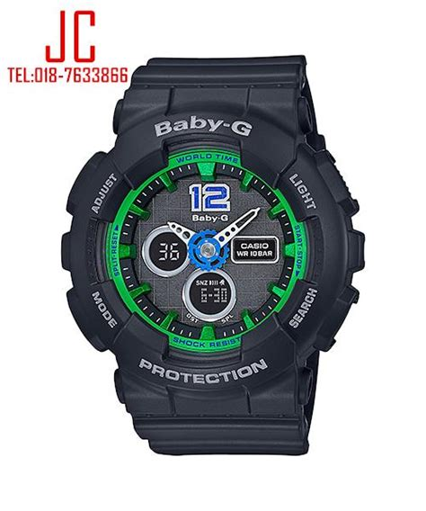 Casio Baby G Ba 120 Original casio baby g ba 120 1b a end 12 30 2017 12 15 pm myt