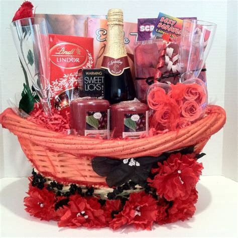 couples gift ideas for valentines 47 best evening baskets images on