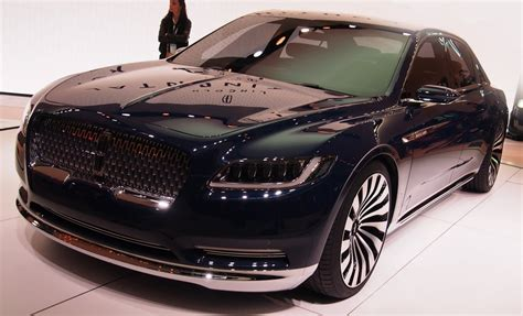 2020 lincoln continental 2020 lincoln continental exterior interior engine