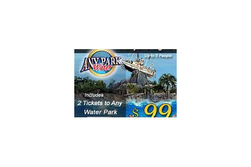 discount coupons for typhoon lagoon