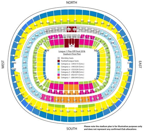 tottenham wembley seating plan away fans play ticket information confirmed