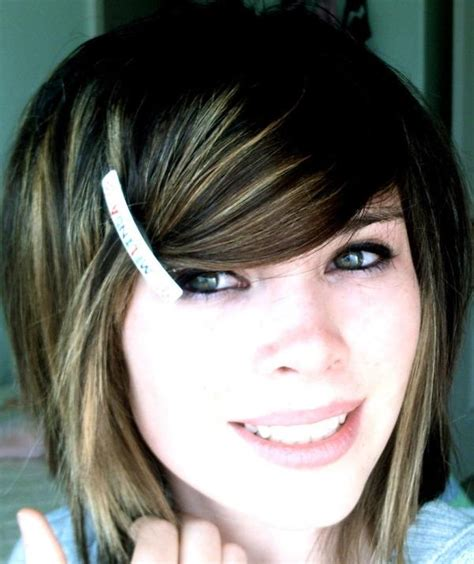 emo hairstyles thick hair posts tagged short emo hairstyles for thick hair short