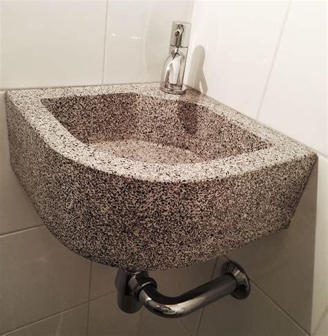 fonteintje voor toilet terrazzo fonteintje voor het toilet