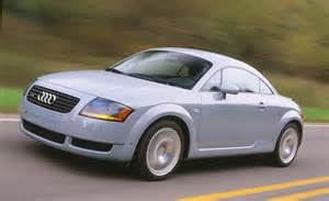 2001 Audi Tt Convertible Review Car And Driver
