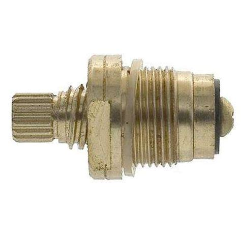 central brass cartridges stems faucet parts repair