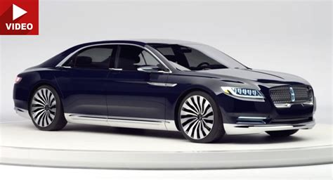 New Lincoln Concept by Carscoops Lincoln Concepts