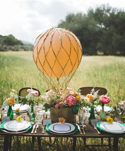 Air Decorations For A by 35 Ultimate Balloon Centerpiece Ideas For Weddings