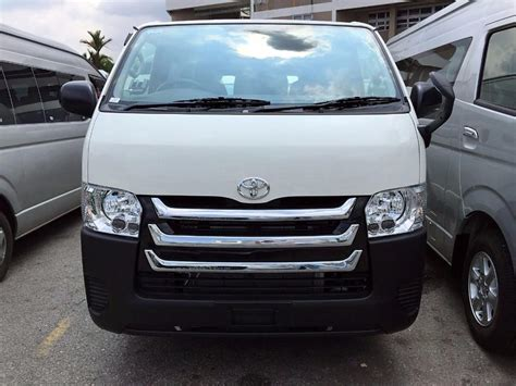 toyota national national day sale new toyota hiace van singapore