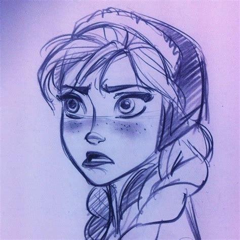 doodle sketch frozen sketch from frozen drawing