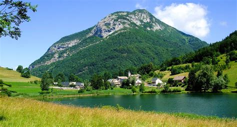 Les Les by La Savoie Propre Les Bauges Nord Du Massif Des Alpes