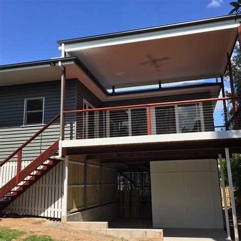 queenslander renovation builders brisbane t b builders