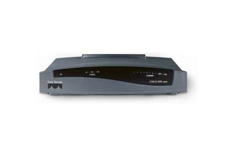 Router Cisco 800 Series router cisco 800 series 828 wifi