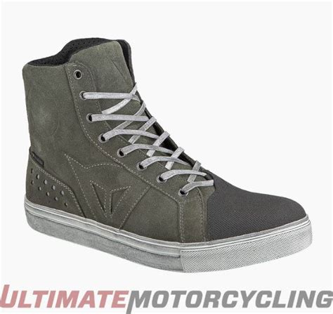 motorbike sneakers dainese biker d wp sneakers review