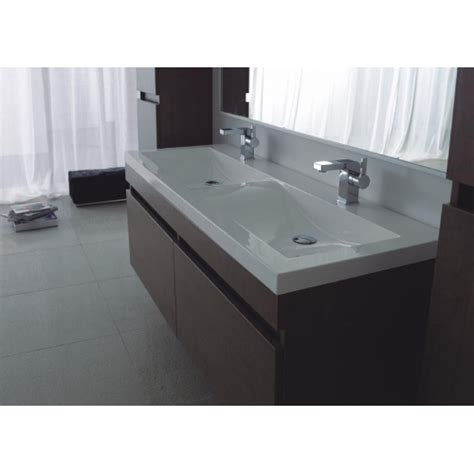 quadro a1440 wall hung sink bathroom vanity