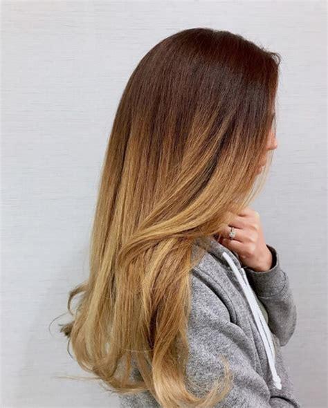 how longs does an ombre color last ombr 233 hair loiro cabelo curto perolado mel platinado e