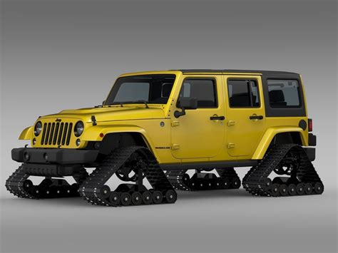 jeep models 2016 jeep wrangler unlimited x1 crawler 2016 3d model max obj