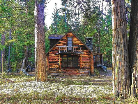 Cabins In Idyllwild Ca by Idyllwild Cabin 1655 By Dunn