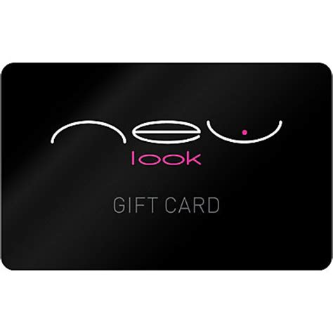 New Look Gift Card - halfords gift card 10 pound