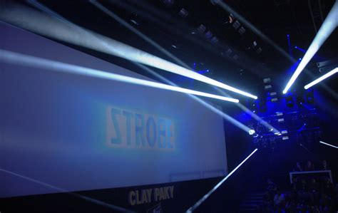 Clay Paky Clay Paky At Plasa 2014 Lots Of Successful Opportunity Lights