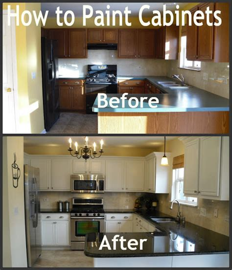 parents of a dozen how to paint cabinets these