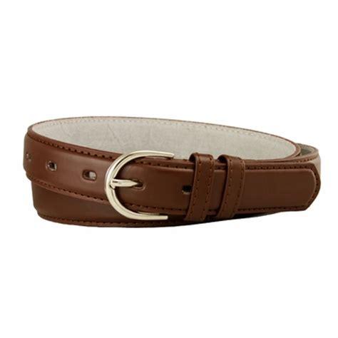 188 brown s dress belt 1 1 8 quot wide