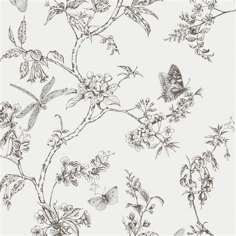 superfresco wallpaper black and white superfresco easy wallpaper nature trail white and grey