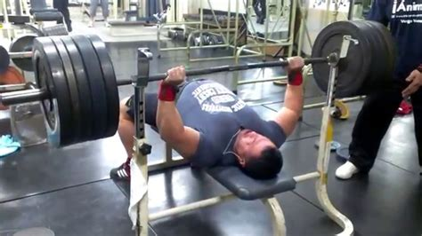 natural bench press 220kg raw bench press ベンチプレス ナロー 53yo drug free youtube