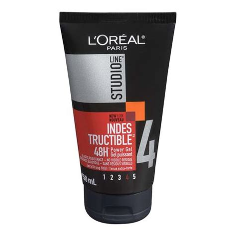 l or 233 al paris studio line indestructible 48h power gel