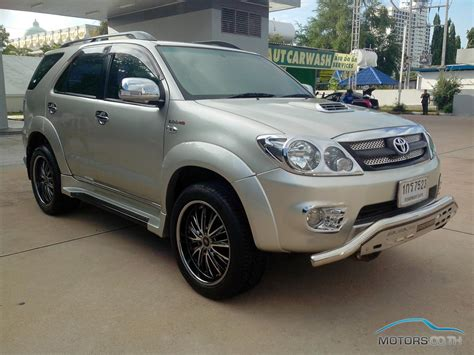 Sofa Fortuner toyota fortuner 2007 motors co th